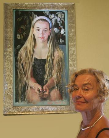 INGER & Girl Portrait